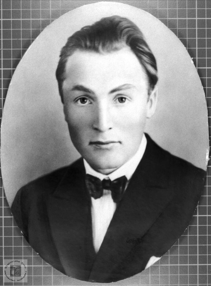 Portrett av Ånen Moland
