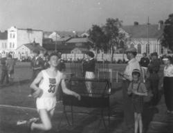 Nasjonalt stevne i friidrett