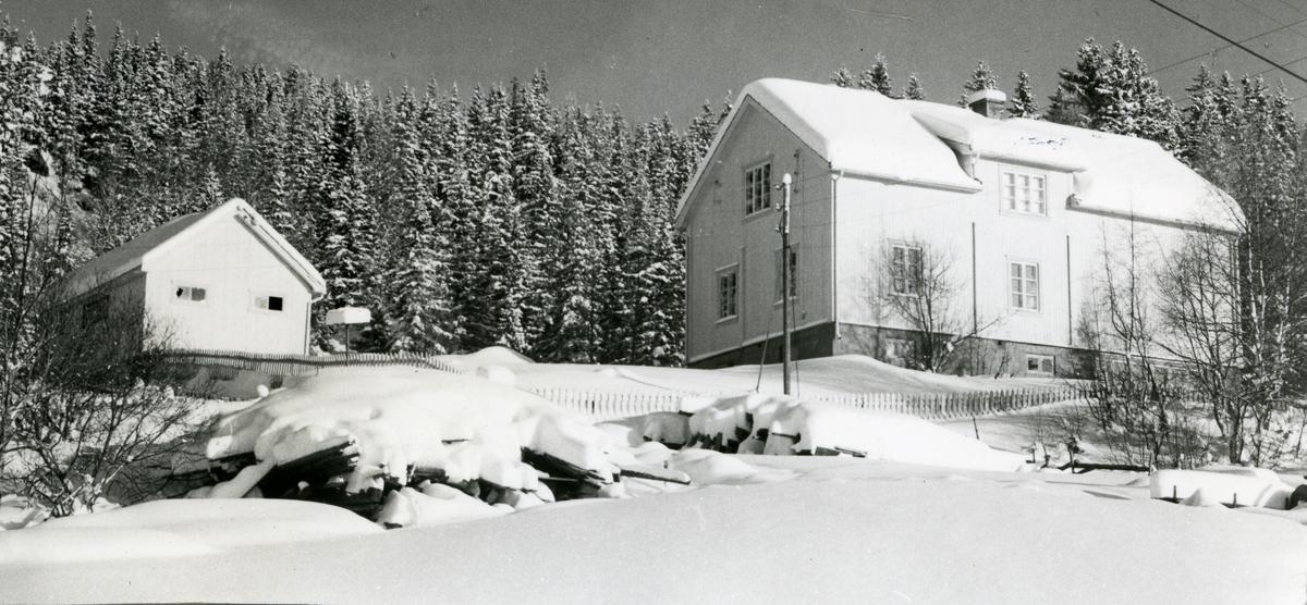 Ranheim skole i Nord-Aurdal i Valdres.