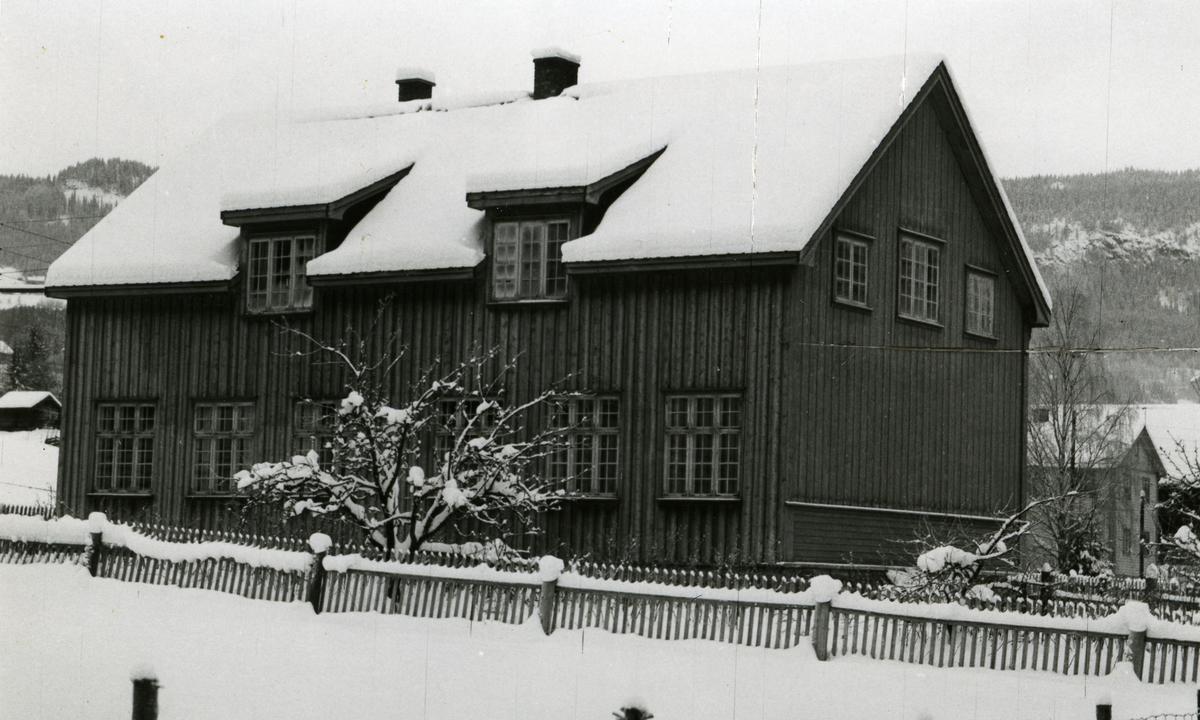 Vestringsbygda skule i Nord-Aurdal kommune i Valdres.