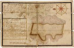 Kart og tegninger - Kongsgård i Oddernes