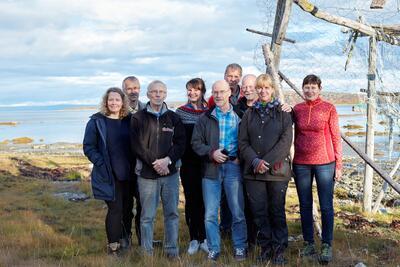 Feltarbeid Finnmark 2015 (Foto/Photo)