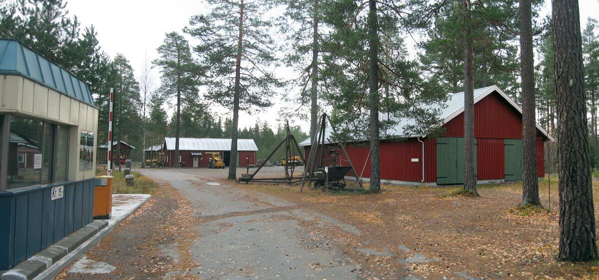 Oversiktsbilde over Labro. Foto: Ukjent/Norsk vegmuseum (Foto/Photo)