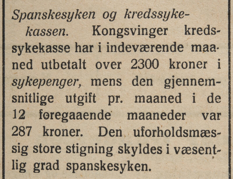 Indlandsposten,  1919 (Foto/Photo)