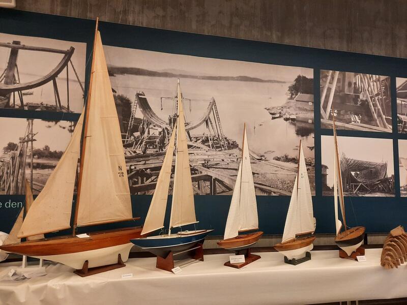 Bilde fra Modellbåtutstillingen 2020. Foto: Anita Aasen (Foto/Photo)