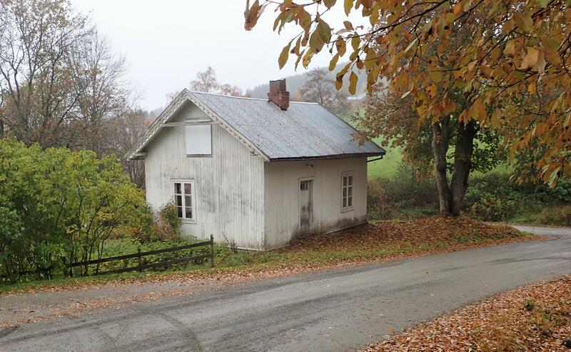 Svalheim i Østsinni på Dokka. Små kår og kvinnehistorie i et hus egnet til formidling. Foto: Lars Stålegård (Foto/Photo)