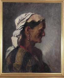 Fortunata [Oljemålning]