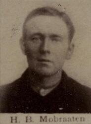 Sjeider Hans B. Mobraaten (1868-1932) (Foto/Photo)
