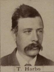 Pukkverksoppseer Tollef L. Harto (1851-1921) (Foto/Photo)