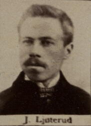 Smedsvenn John K. Ljøterud (1864-1937) (Foto/Photo)