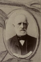 Berglege Edvard Chr. Poulsson (1818-)1896) (Foto/Photo)