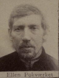 Sjakthauer Ellef E. Pukkverket (1835-1913) (Foto/Photo)