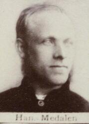 Hans Medalen (Foto/Photo)