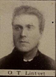 Sjakthauer Ole T. Myhra (1856-1930) (Foto/Photo)