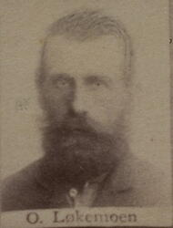 O. Løkemoen (Foto/Photo)