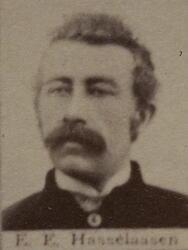 Borhauer Erik Ellefsen Hasselåsen (1860-1926) (Foto/Photo)