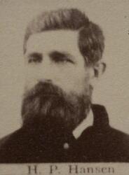 H. P. Hansen (Foto/Photo)