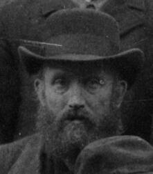Dagoppseer i smeltehytta Hans R. Fusche (1841-1924) (Foto/Photo)