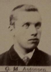 O. M. Antonsen (Foto/Photo)