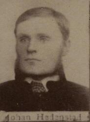 Johan Hedenstad (Foto/Photo)