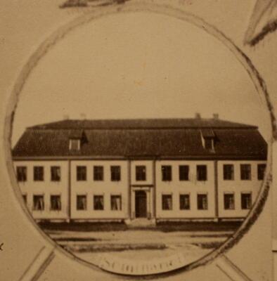Historisk bilde, Bergseminaret (Foto/Photo)