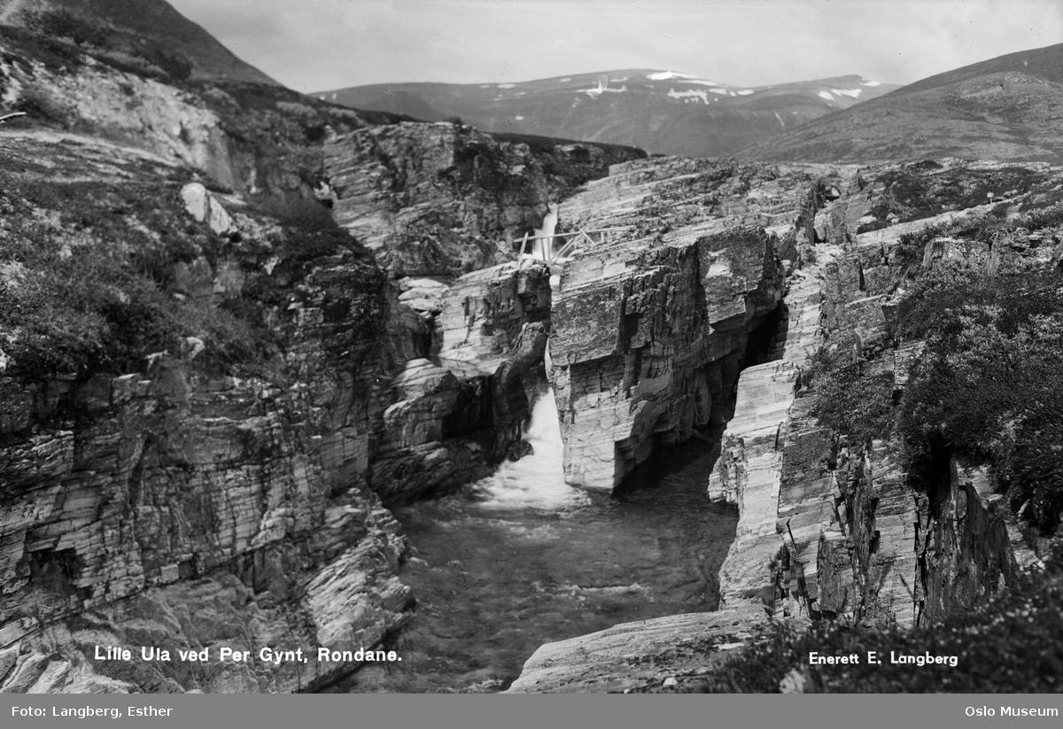 fjellandskap, Ula elv