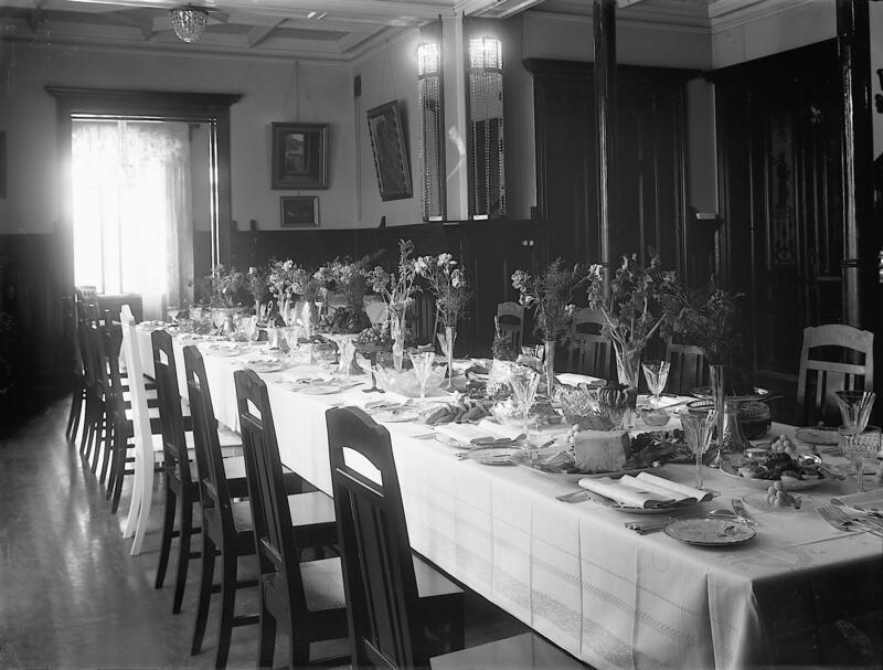 Grand hotell, Hamar, 1923. Foto: Christian Grundseth/Anno Domkirkeodden. (Foto/Photo)