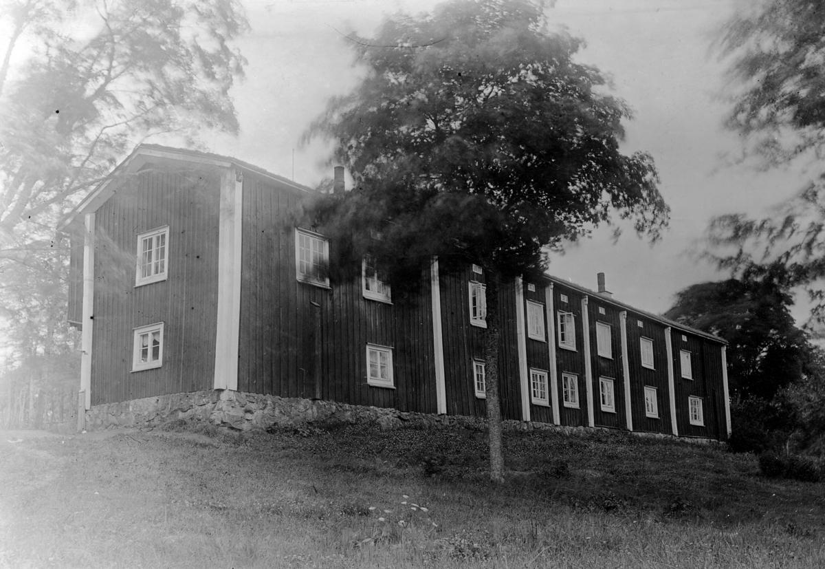 Siggebohyttans bergsmansgård.