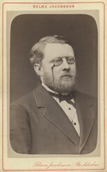 Ernst August Wiman (1838-1905)
