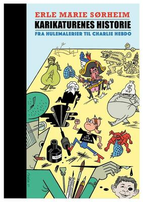 karikaturens_historie.jpg. Foto/Photo