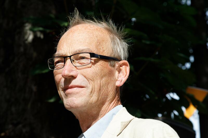 Thomas Hylland Eriksen. Foto: Yngve Vogt (Foto/Photo)
