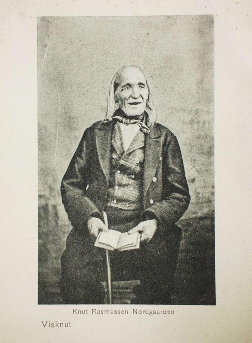 Portrett av Vis-Knut.