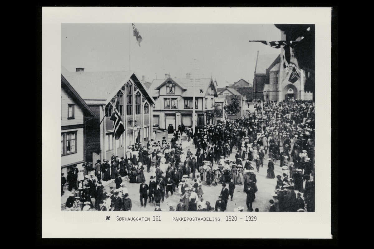 eksteriør, postkontor, 5500 Haugesund