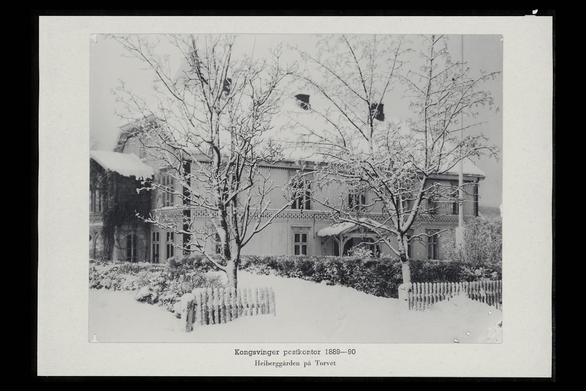 eksteriør, postkontor, 2200 Kongsvinger