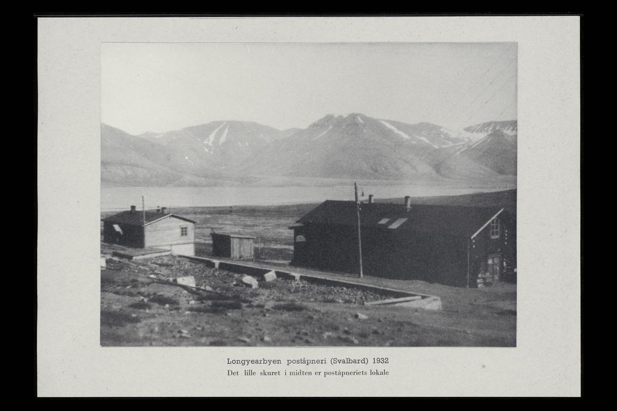 eksteriør, poståpneri, 9170 Longyearbyen