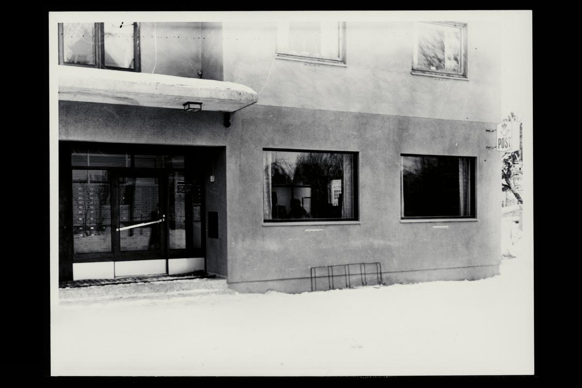 eksteriør, postkontor, 3300 Hokksund