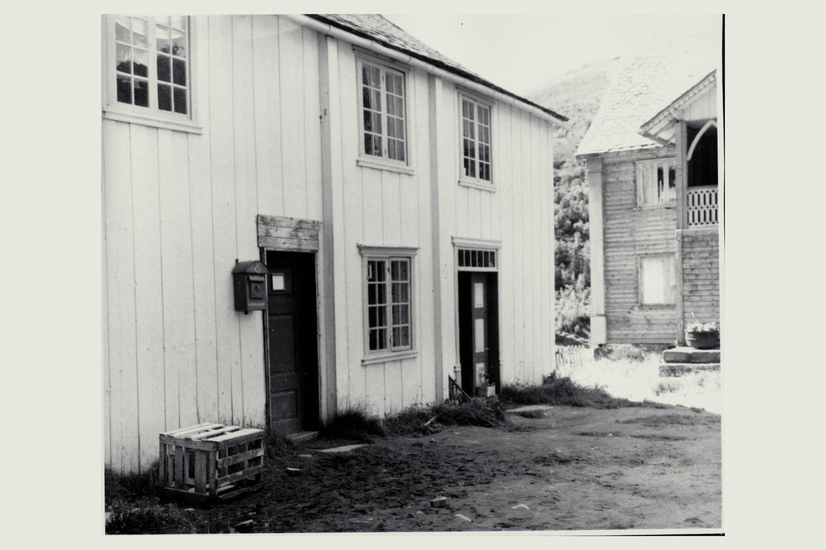 eksteriør, postkontor, Skogstad, postkasse