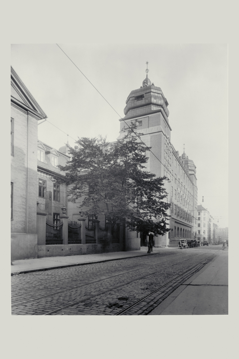 eksteriør, postkontor, 0101 Oslo Sentrum