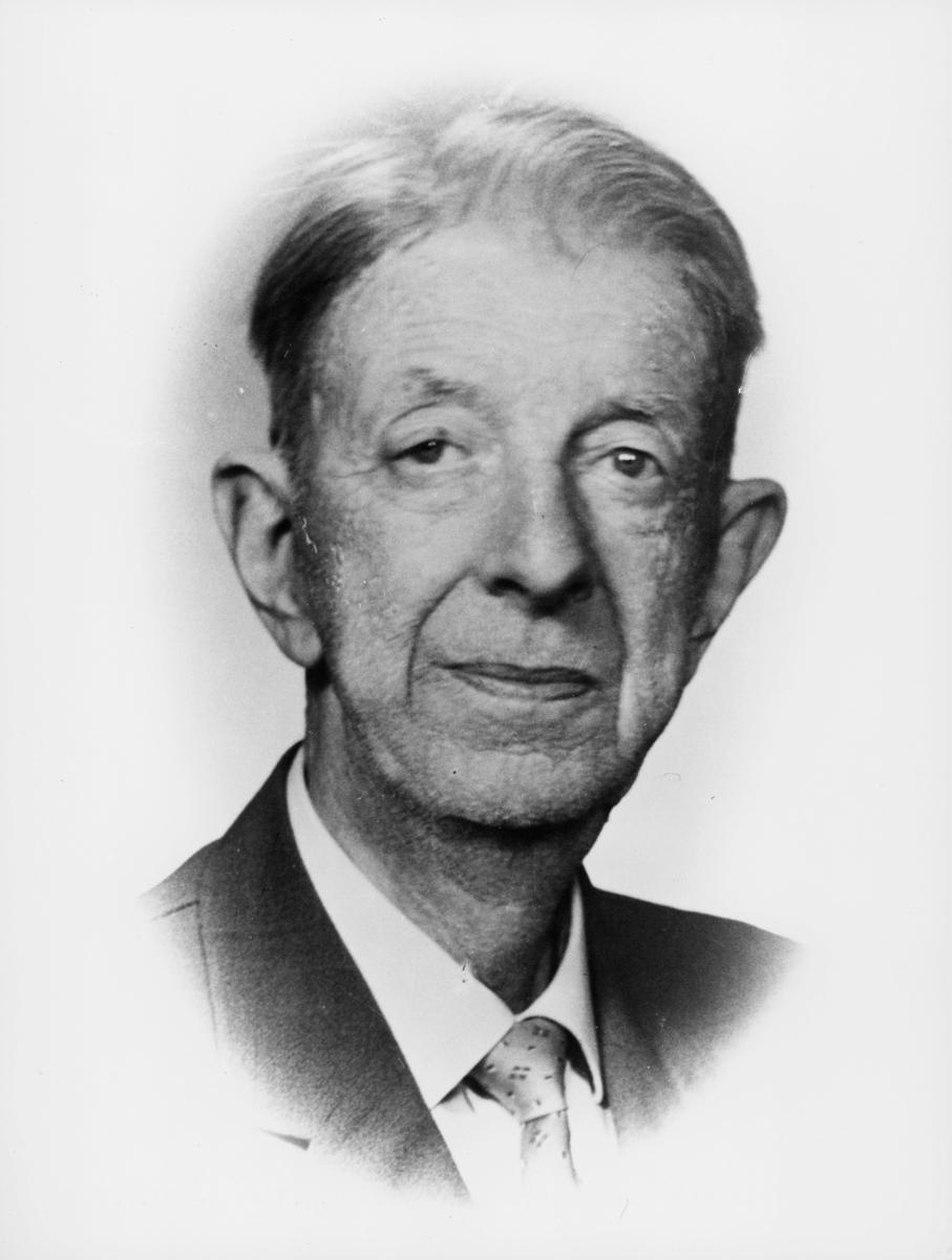 underpostkontorstyrer, Granberg Michael, portrett