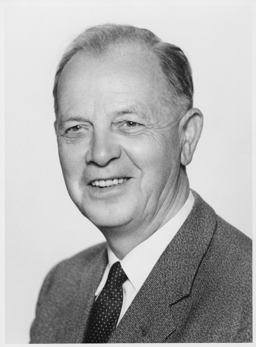 postmester, Mo Olav, portrett