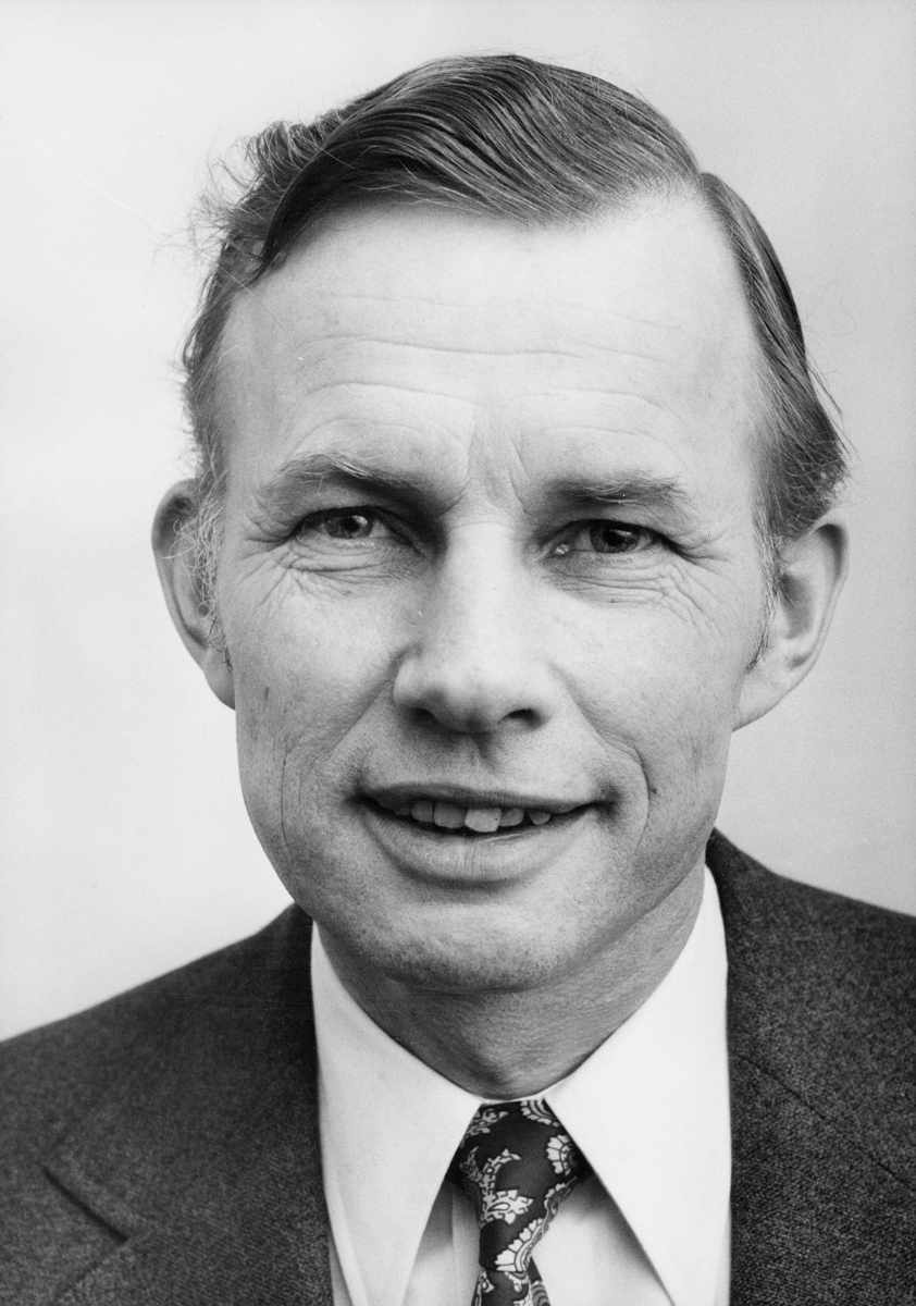 generaldirektør, Hansen Poul, portrett