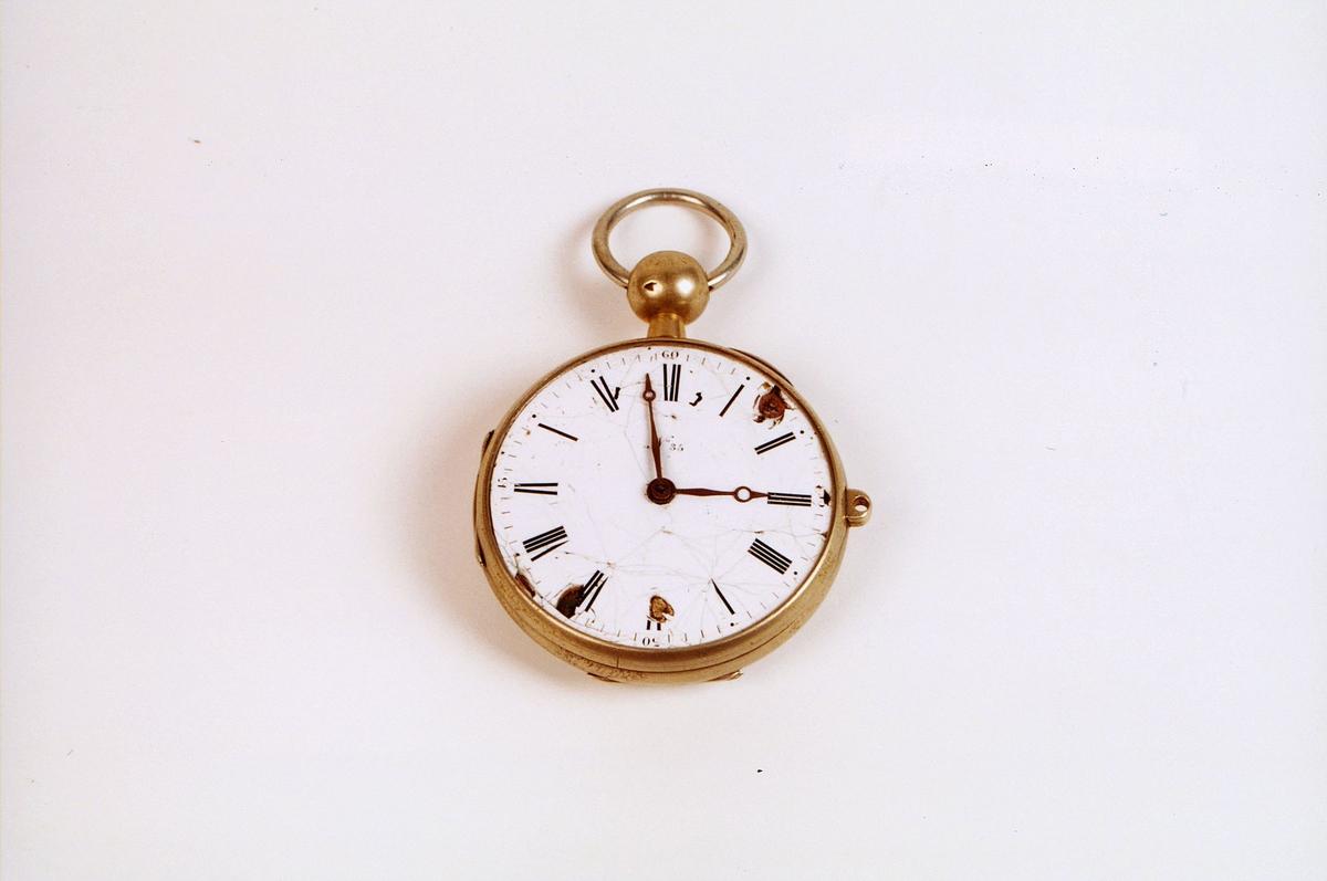 postmuseet, gjenstander, ur, postur nr 35