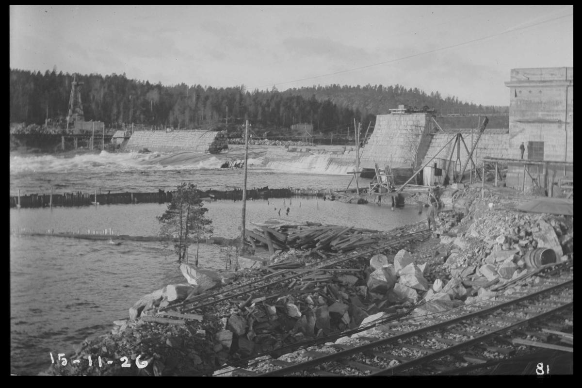 Arendal Fossekompani i begynnelsen av 1900-tallet CD merket 0469, Bilde: 93
