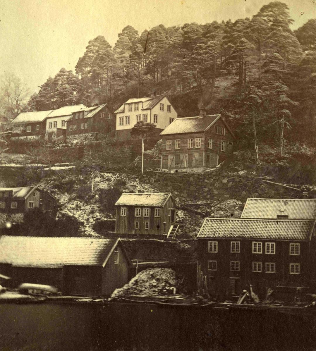 Arendal og omegn - Fra John Ditlef Fürst fotoalbum - Kittelsbukt  - AAks 44 - 4 - 7 - Bilde nummer 50