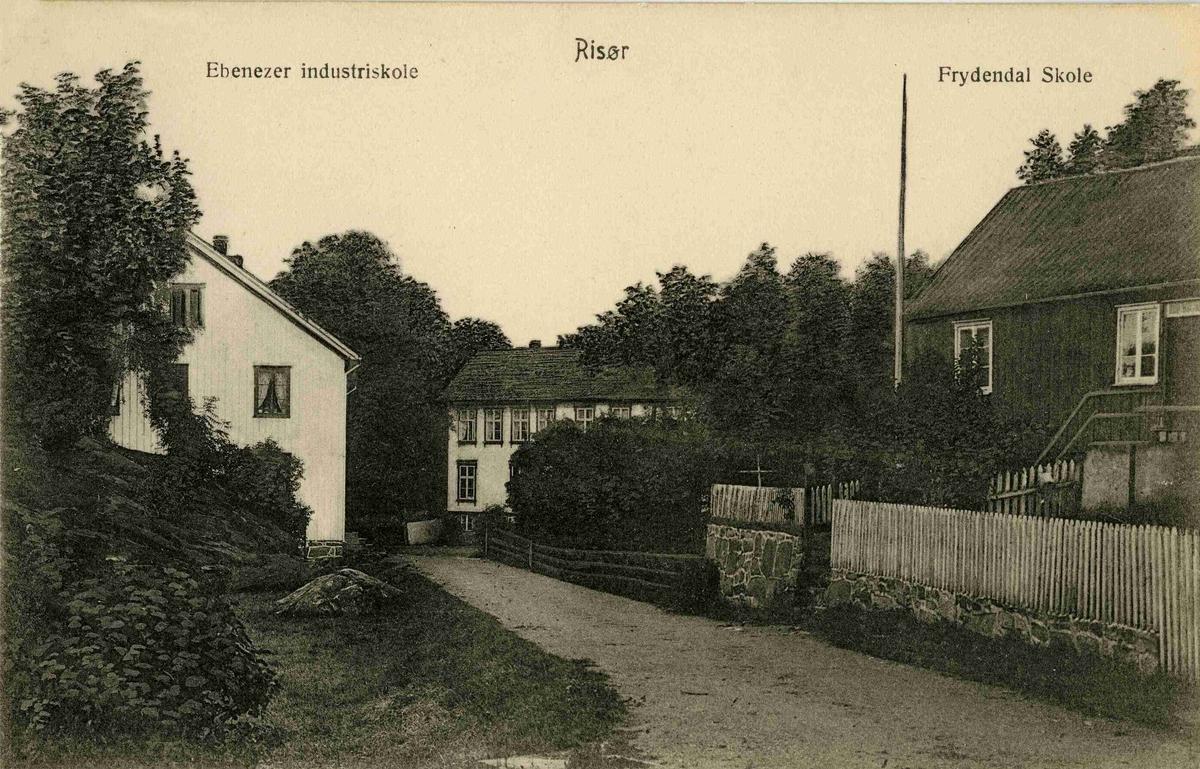Ebenezer Industriskole og Frydendal skole