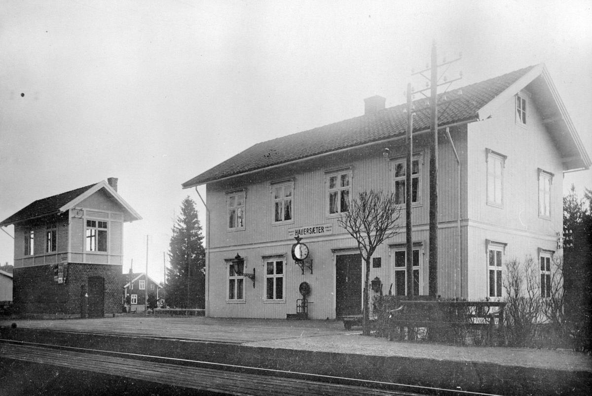 Hauerseter stasjon