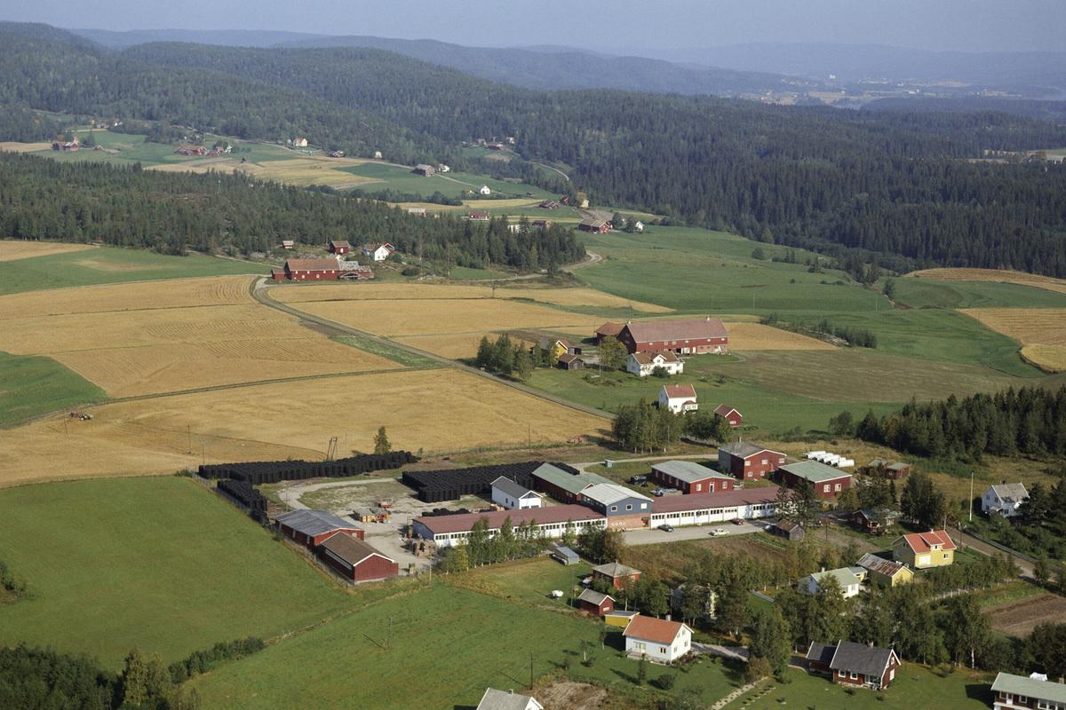 Wavin Norge AS. Industribedrift som lager plastprodukter.