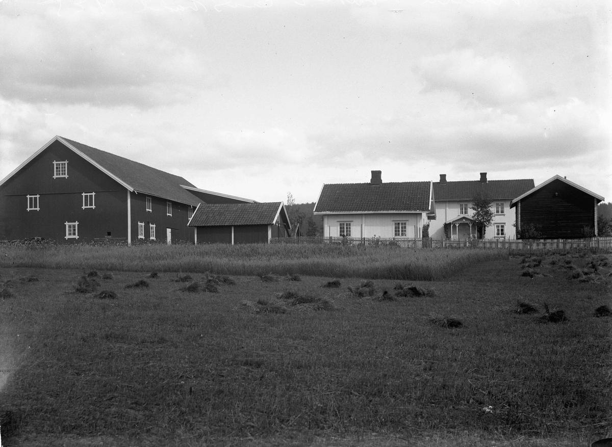 Gården til Martin Røkholt 1925