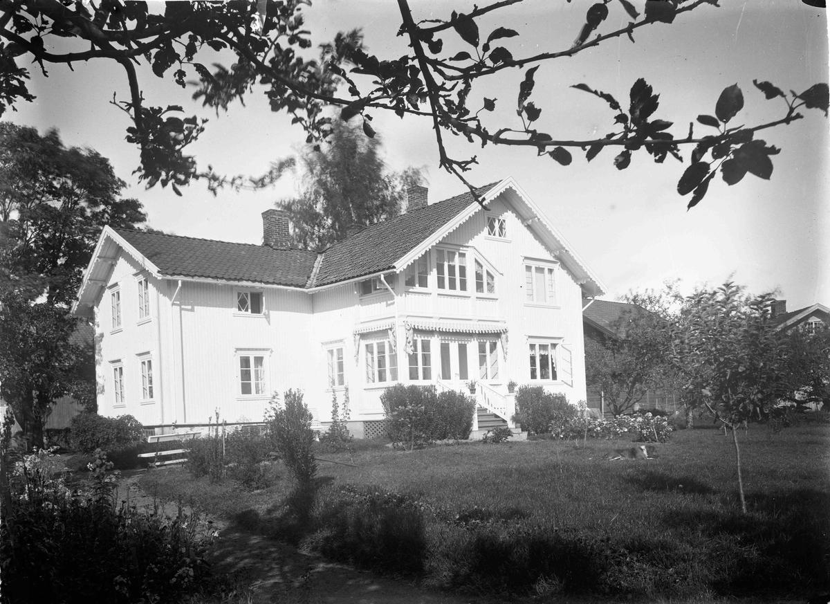 Ukjent hus