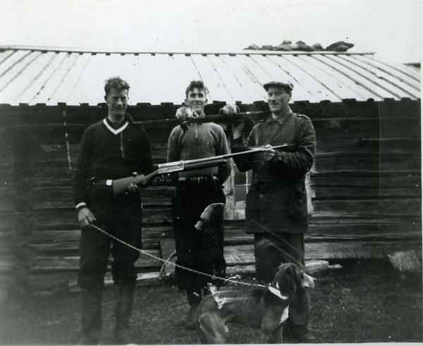 Skidstavar for jakt